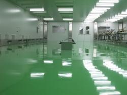 环氧乙烯基脂重防腐地坪