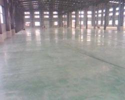 福州耐磨硬化地坪